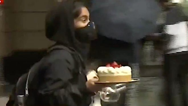 WATCH: Video of Seattle Woman Looting a Whole Cheesecake Goes Viral